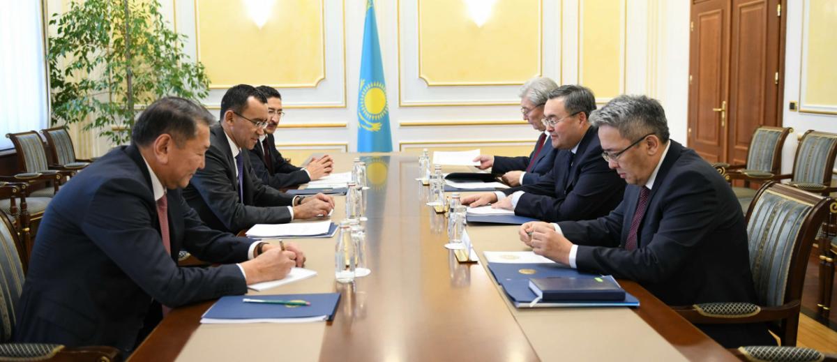 Зачем Казахстан займётся Китаем