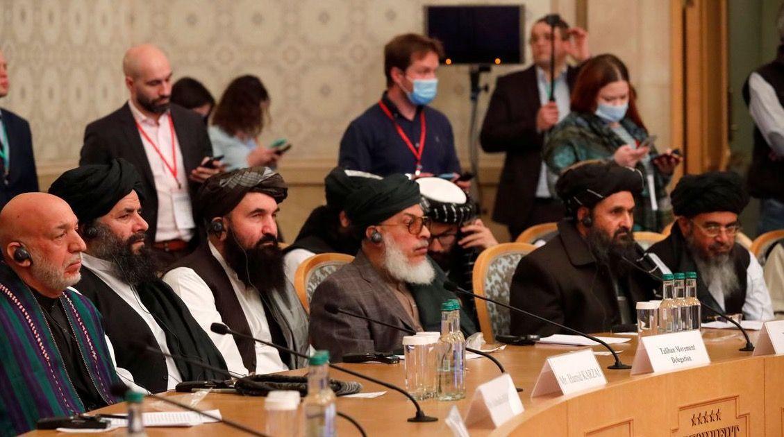 «Талибан» и Центральная Азия (Россия и Англия. Конфликт интересов)