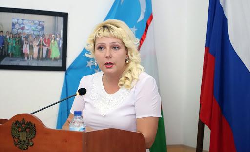 О. Кобзева о статусе и роли русского языка в странах Центральной Азии