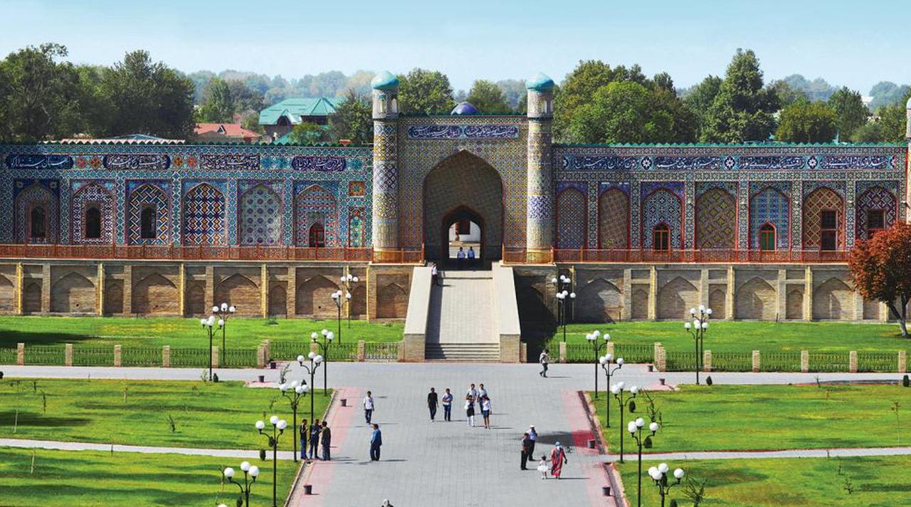 Свое и чужое в Центральной Азии