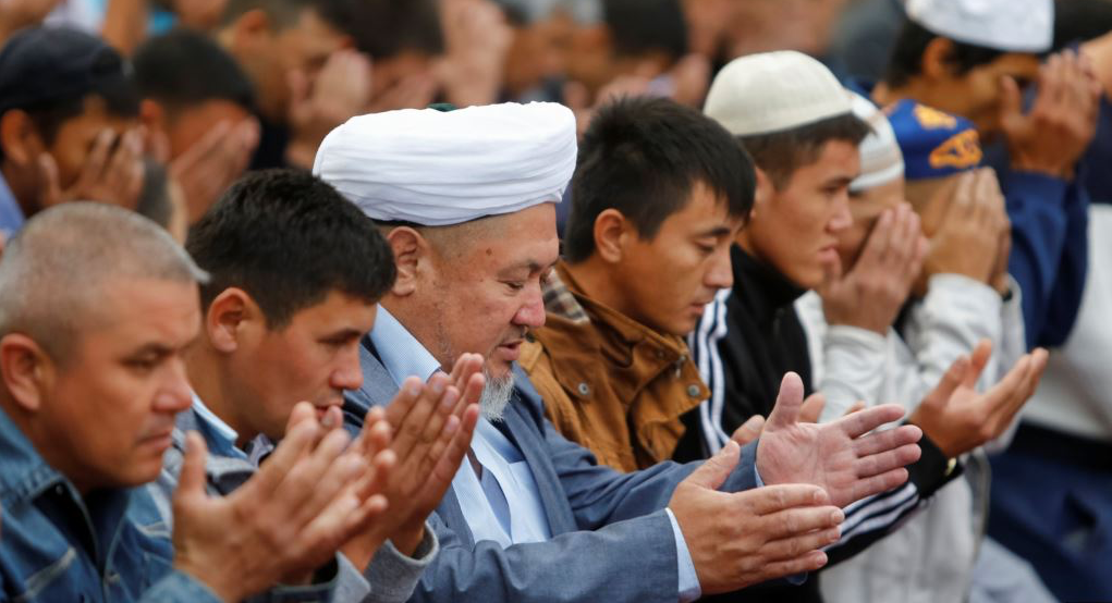 Политика и религиозное сознание в Центральной Азии